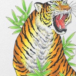龍が如く トラ