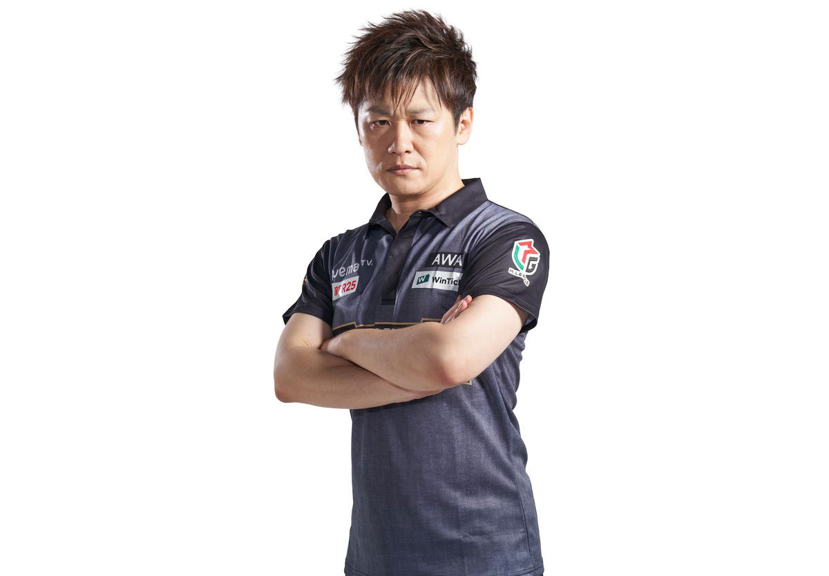 Mリーガー・多井隆晴