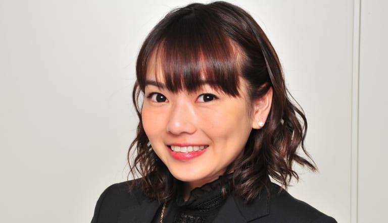 女流雀士・山脇千文美